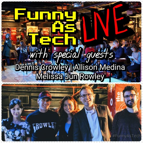 LIVE show: Should NYC Be the Tech Capital?! w/ Dennis Crowley, Allison Medina & Melissa Jun Rowley