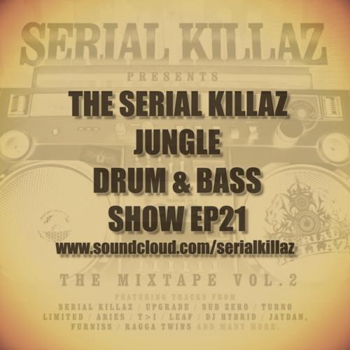 The Jungle Drum & Bass Show EP21 - The Mixtape Vol2