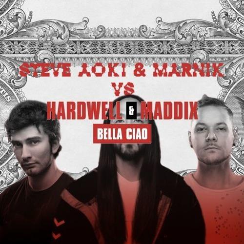Hardwell & Maddix Vs. Steve Aoki & MARNIK - Bella Ciao (TwynZ Mashup)
