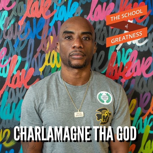 EP 721 Charlamagne Tha God on Success, Anxiety, and Mental Health