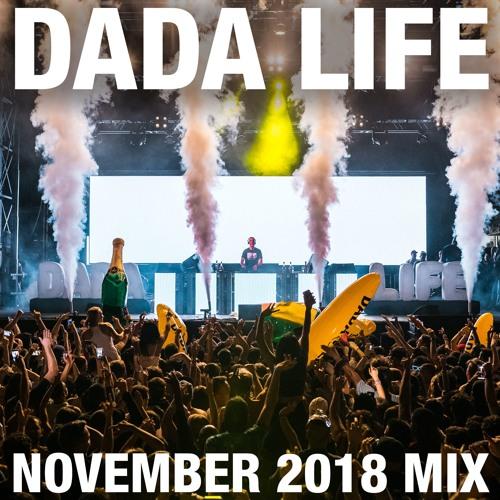 Dada Land - November 2018 Mix