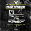 TOM STALEY & LAM - Live @ High-Fi 004: MANOR HOUSE RAVE Feat. T78
