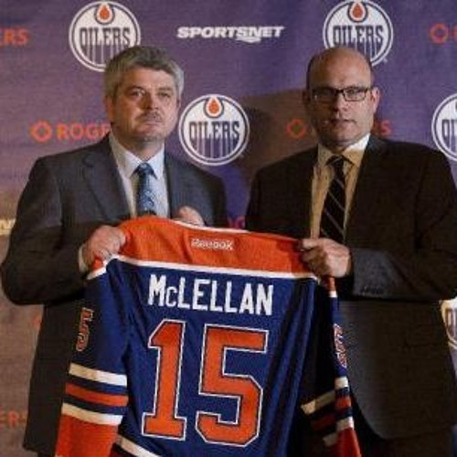 "Cult of Hockey's ""Be it resolved that the Oilers need a new coach"" podcast"