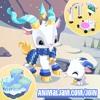 Arctic Aria - Animal Jam Play Wild! - Polar Palace and Animal Jam - Regal Winter Palace