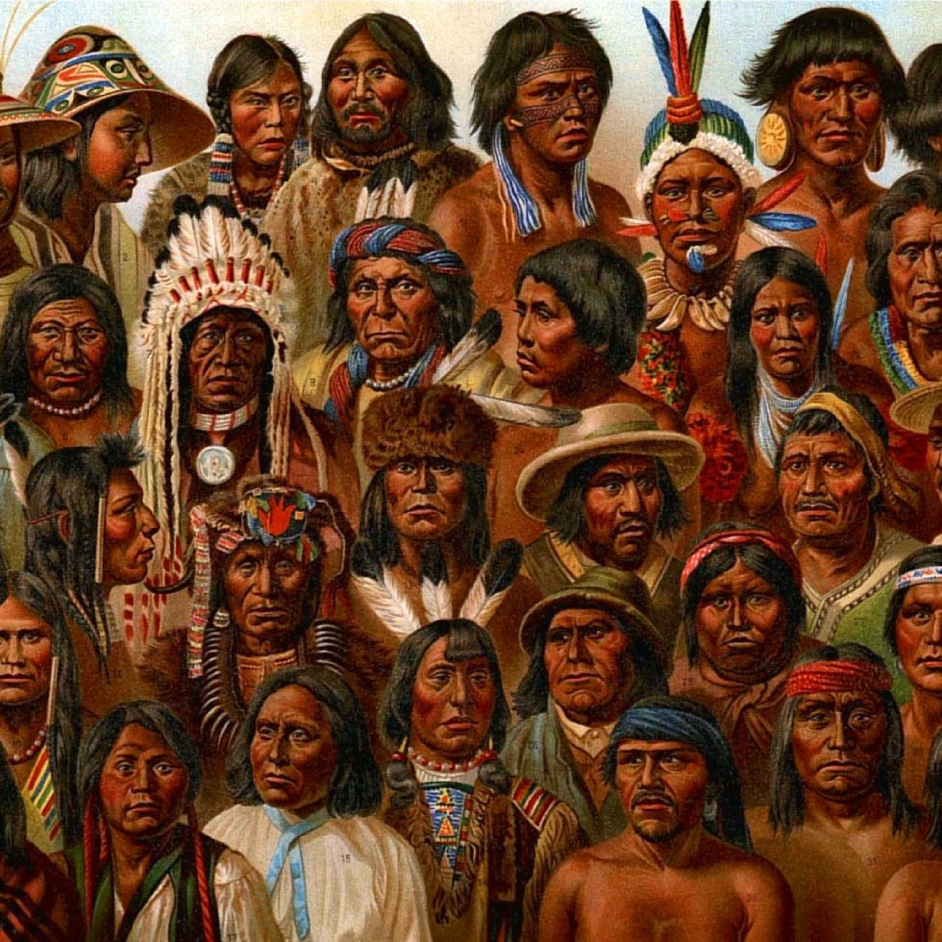 Who Are the Lamanites? 486