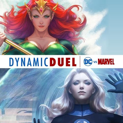 Mera vs Invisible Woman