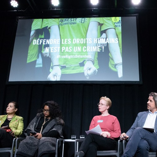 New Tools And Strategies in Human Rights Work