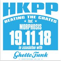 hongkongpingpong - Beating The Crates 19.11.18