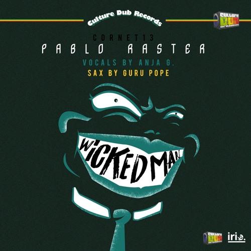 Pablo Raster featuring Anja G & Guru Pope