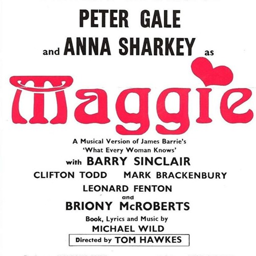 Till The End Of Time (from 'Maggie') - Anna Sharkey by Stage