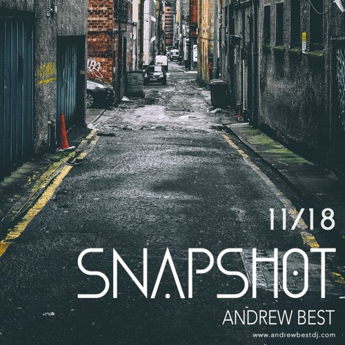 Andrew Best - November 2018 Snapshot