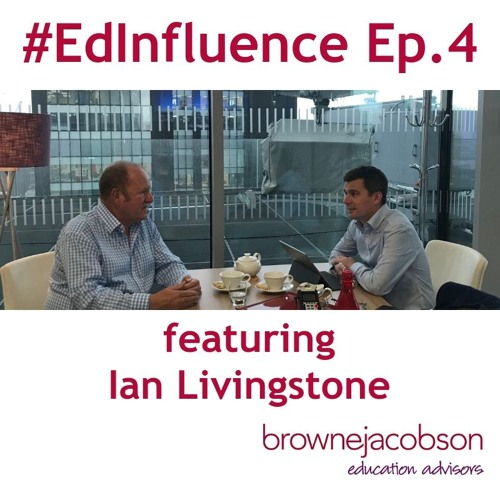 #04 The value of play, collaboration and creativity in learning with Ian Livingstone