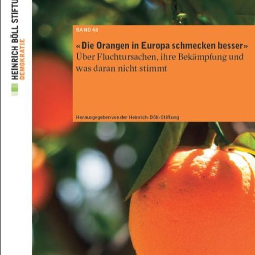 Schmecken die Orangen in Europa besser?