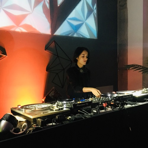 ELLE DEE in the MIXMAG LAB NYC