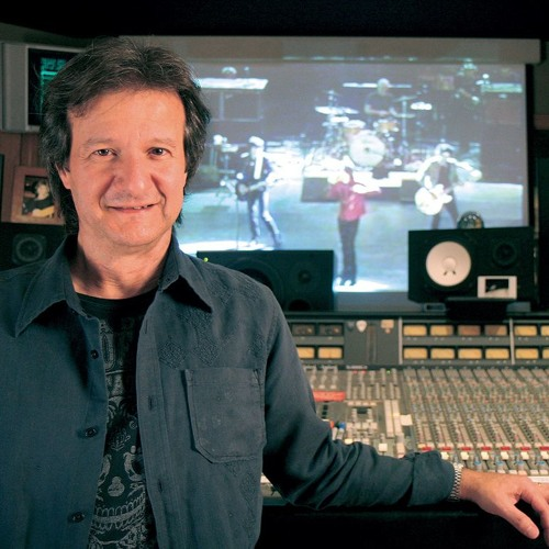 #45: Mixing This & That with Bob Clearmountain (Live Episode)
