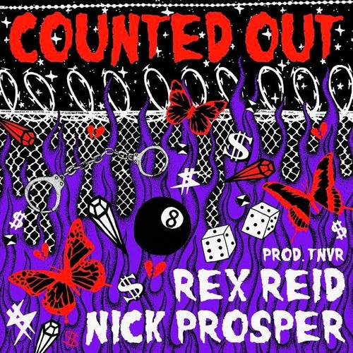 Counted Out - Feat NICK PROSPER (Prod. By TNVR)