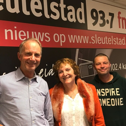 2018 - 11 - 20 Ben Crul en Carla Kramer over Fietsmaatjes Leiden en Leiderdorp