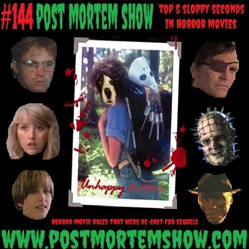 e144 - Samurai Incel (Top 5 Horror Movie Sloppy Seconds)