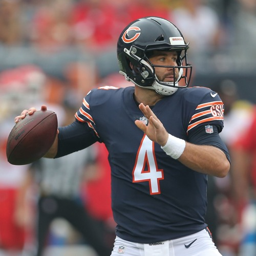 The Athletic Bears Podcast - A Thanksgiving game ... with Chase Daniel at QB?