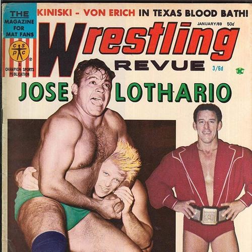 Jose Lothario: A World Cast Tribute