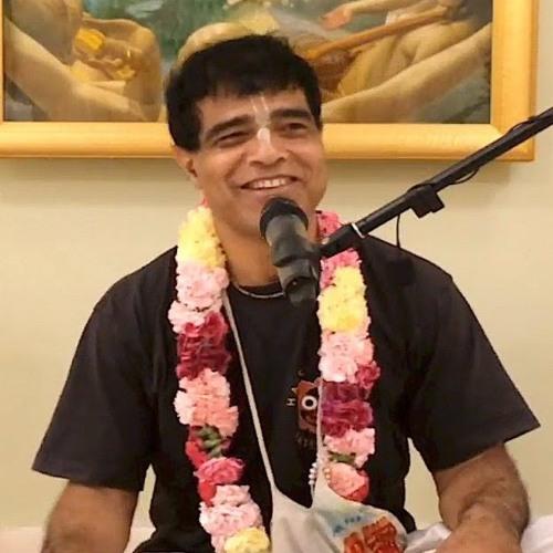 Śrīmad Bhāgavatam class on Wed 21st Nov 2018 by HG Prabhava Prabhu 4.17.2-5