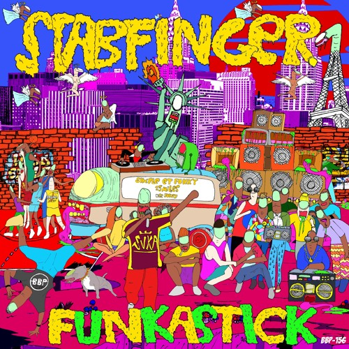 BBP-156: Stabfinger - Funkastick EP (Out Friday on Juno Download)