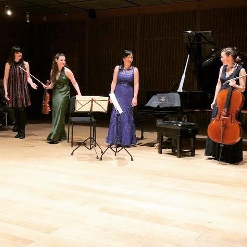 Queen Of Hearts (Trio for Violin, Cello, and Piano)