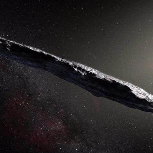 Starts With A Bang #38 - Interstellar Interloper `Oumuamua