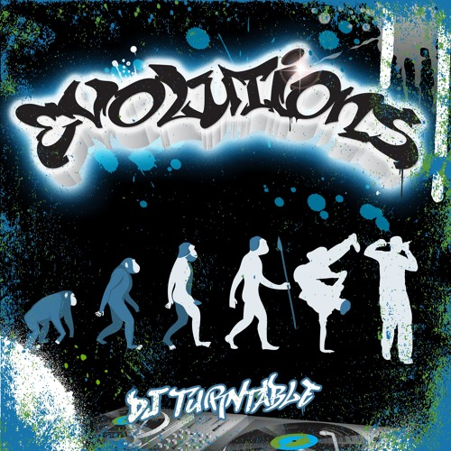 1.7 DJ Turntable - Evolutions Mixtape - Say My Mutha Funkin' Name {Side A}