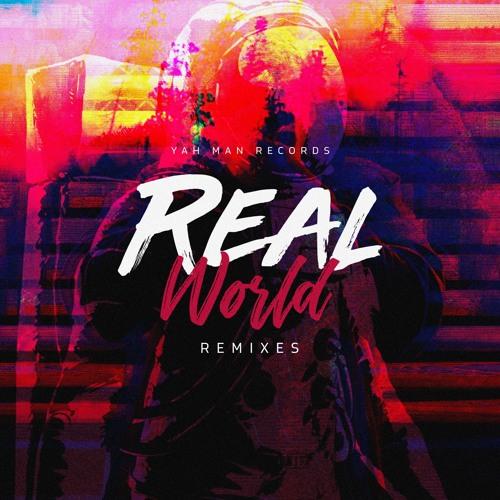 Angela Garzia - Real World - Remixes (Album)[Yah Man Records 2018]