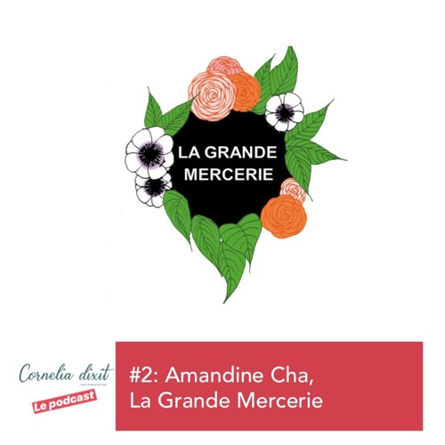 #4 - Amandine, La Grande Mercerie