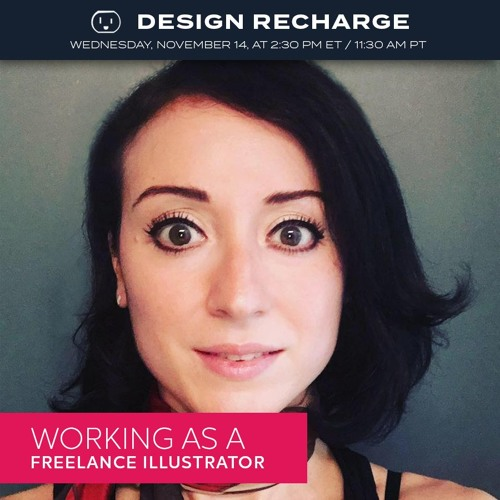 Working as a Freelance Illustrator, an interview with Angela Navarra
