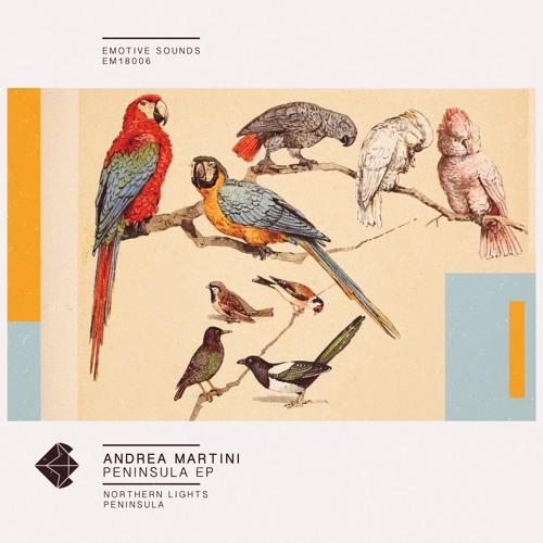Andrea Martini - Peninsula(Original Mix) - preview