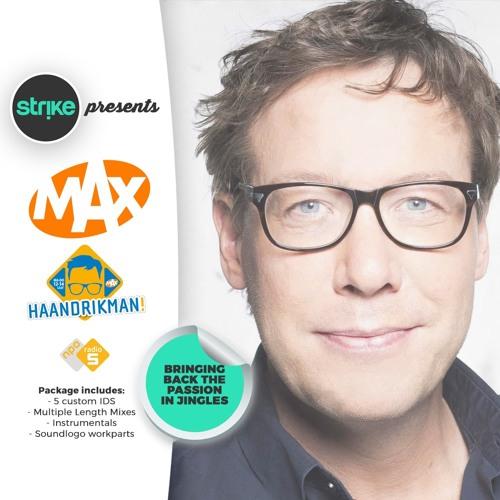 "#STRIKE JINGLES NPO RADIO 5 - OMROEP MAX - ""HAANDRIKMAN"""