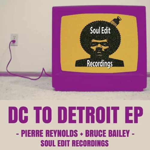 DC To Detroit EP