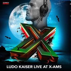 Ludo Kaiser Live Set X-Ams  17 -11 -18  Westerunie Amsterdam
