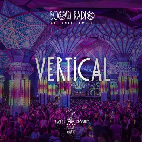Vertical - Dance Temple 05 - Boom Festival 2018