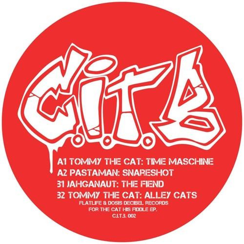 "The Fiend (Out Now! C.I.T.B 002 on 12"")"