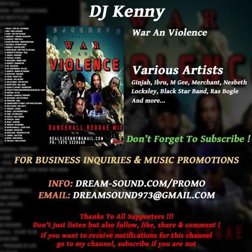 Flipboard: DJ Kenny - War An Violence (Reggae & Dancehall