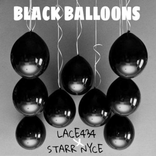 THE VILLA (BLACK SAND) - Lace434 X Starr Nyce