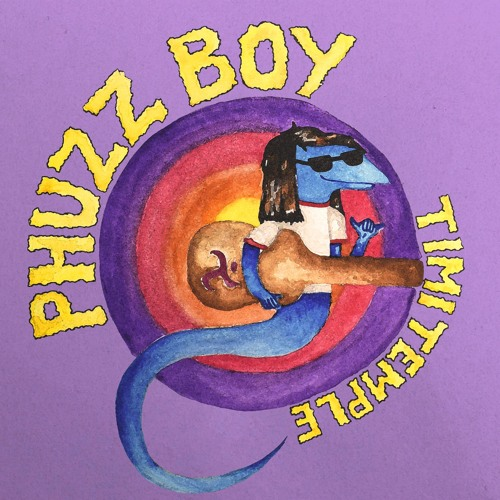 TIMI TEMPLE ~ PHUZZ BOY EP