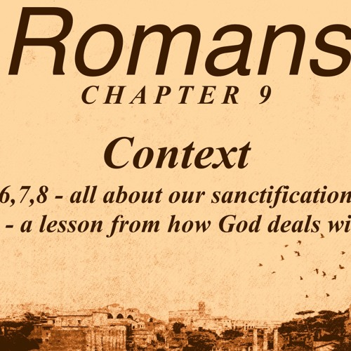 Romans Ch9 - 18th Nov 2018 AM - Pastor Nick Serb