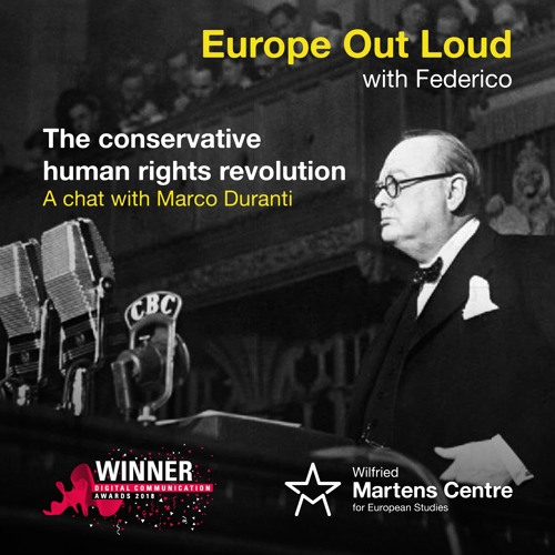 The conservative human rights revolution - A chat with Marco Duranti