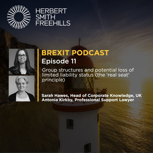 Brexit EP11: Group structures and potential loss of limited liability status