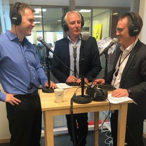 Teknologi og Vestlandet, Harald Jeremiassen Holberg Global og Jon Haugervåg PwC