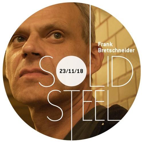 Solid Steel Radio Show 23/11/2018 Hour 1 - Frank Bretschneider
