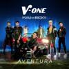 V - One, Mau Y Ricky - Aventura (Dj Nev Rmx)