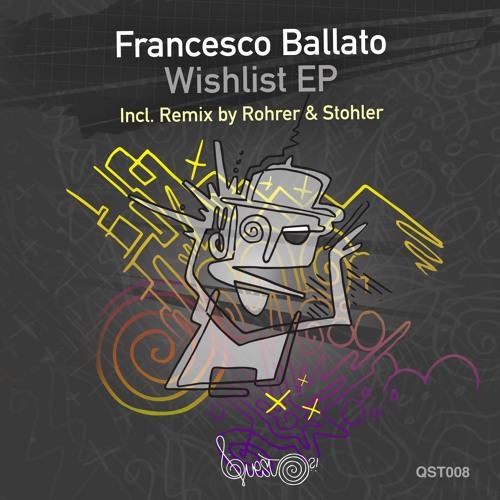 03 - Francesco Ballato «I Wanna Know You» (feat. Annie Jacklin) - Snippet