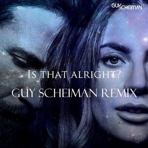 Lady Gaga - Is That Alright (Guy Scheiman Instrumental Anthem Remix) EDIT ##FREE DOWNLOAD##