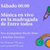 Música en vivo junto a Nicole Mass y Esteban Ferreira